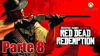 Red Dead Redemption Gameplay en Xbox One Parte 8 Español - No Comentado