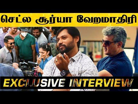 அஜித், சூர்யா Legend-ah இருக்க இதுதான் காரணம் - Interview With Soorarai Pottru Stunt Master Vicky.!