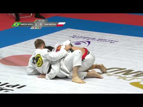 Marcos Souza vs Adam Wardzinski 2017 Grand Slam Tokyo FloGra 1