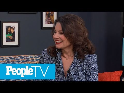 Fran Drescher On Legacy Of 'The Nanny'' & Her Message For Women | PeopleTV | Entertainment Weekly