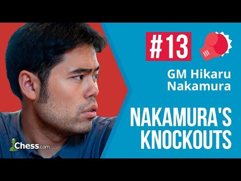 Nakamura's Knockouts: Singing And Setting Blitz Chess Rating