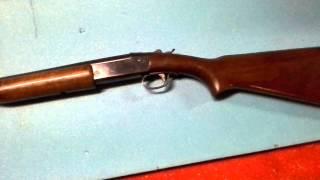 Winchester Model 37 410 shotgun