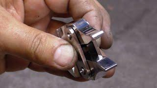 Инструмент старых мастеров из кусочка кругляка