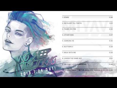 MIYAVI 『NO SLEEP TILL TOKYO』(7月24日発売) Full Album Teaser アルバム全曲試聴ダイジェスト映像