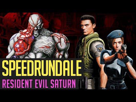 Resident Evil Saturn (100%) Speedrun in 1:42:55 von Marcel | Speedrundale