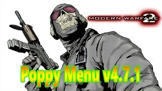 Will They Banned Me?? MW2 Cheating With Poppy Menu v4.7.1 PS3HEN