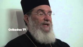 Exclusive Interview with Bishop Basil (Bishop of Antioch Orthodox Church).