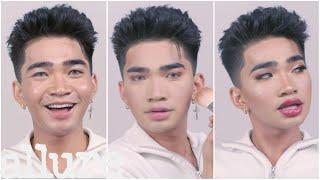 Bretman Rock's Makeup Transformation Tutorial | Allure