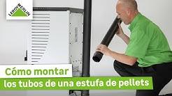 Estufa De Pellets Instalación