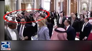 Ivanka Trump becomes center of attention in Saudi Arabia