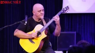 Danh thủ guitar FRANK GAMBALE biểu diễn tại Nhạc Việt - P3