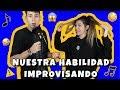 BATALLA DE GALLOS CON MI CRUSH Freestyle Puro Larafructuoso mp3