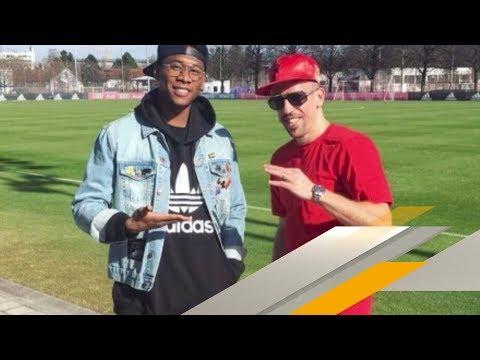 So wurde Ribery zum Swagmaster | SPORT1 VIP-LOGE