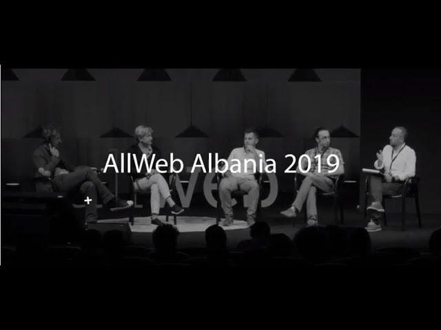 Promo Video - AllWeb Albania 2019