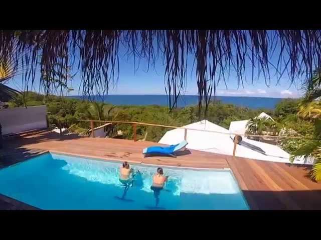 Location Studio Vue Turquoise Tartane Martinique
