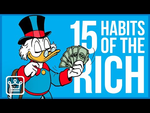 15 Habits of RICH & Successful People