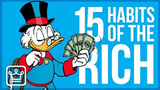 Gambar cover 15 Habits of RICH & Successful People