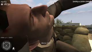 Call of duty 2 Toujane game