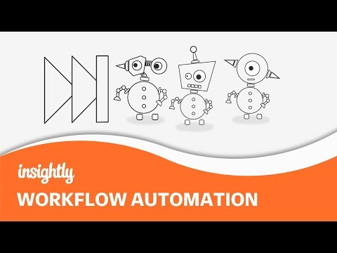 Insightly Feature: Workflow Automation