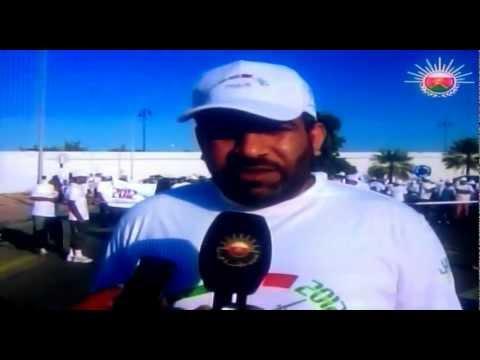 An Accident Free Year Campaign - Oman .. تدشين حملة 2012 .. عام بلا حوادث
