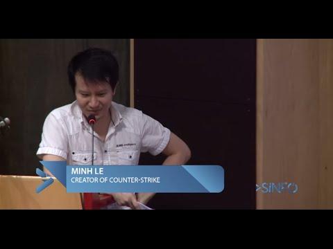 SINFO Conf 2015 – Minh Le (Counter-Strike)