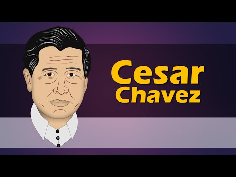 the life and leadership of cesar chavez The crusades of cesar chavez reveals how this unlikely american hero ignited one of the great social movements of our this is a remarkable account of the life of cesar chavez and of his iconic struggle for justice for when chavez's charismatic leadership devolved into a cult of.