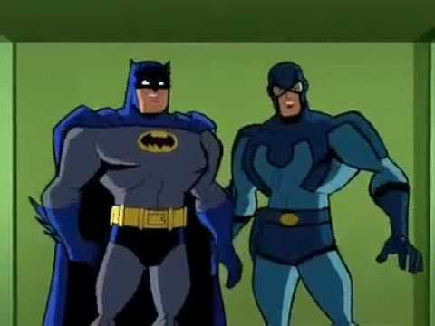 Blue Beetle on The Brave & The Bold - YouTube - photo#17