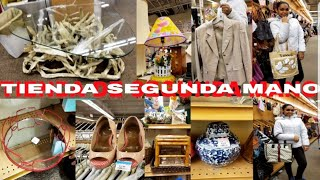 VAMOS A TIENDA / SEGUNDA MANO MARZO 2019 |Ofertas Muchísimas Mercancías