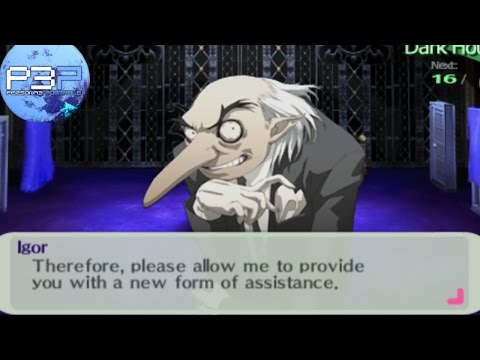 Let's Play Persona 3 Portable - 78 - There are FOUR CARDS