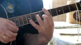 Урок №1 | #ЦОЙ | вступление к песне Звезда по имени Солнце