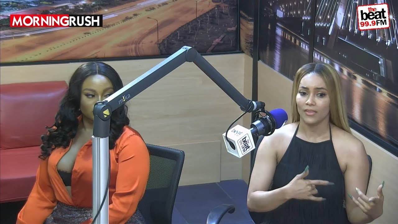 Download Maria Expresses Exactly How She Feels About Pere On The Morning Rush #BBNaija