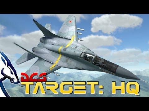 DCS World: Target HQ