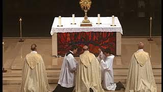 Procession eucharistique de Lourdes 11 sept. 2018