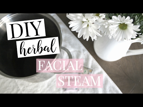 DIY Herbal Facial Steam | Kendra Atkins
