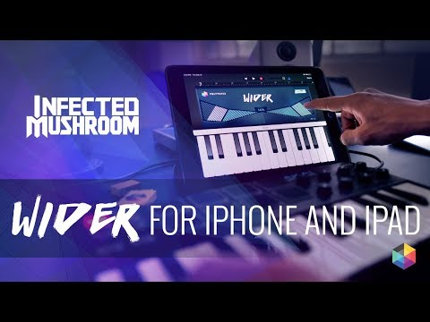 Wider is now on iPhone & iPad!