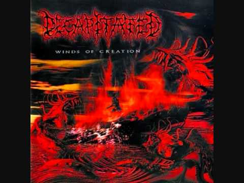 Decapitated - Winds Of Creation (Lyrics + HQ)