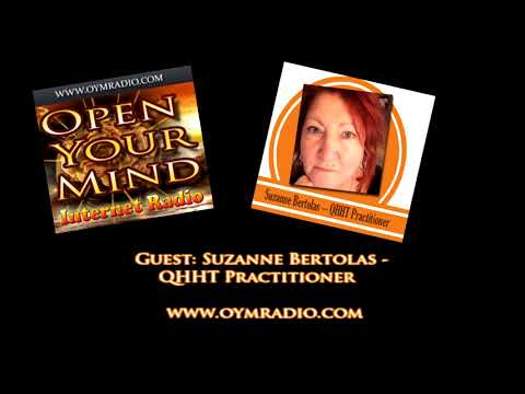 Open Your Mind (OYM) Radio - Suzanne Bertolas - 15th April 2018
