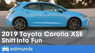 2019 Toyota Corolla Hatchback Pricing Features Ratings And Reviews