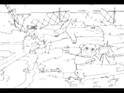 ATOM NUMB - Madness And Dreams In The Zoo (Neh-Owh Records).avi