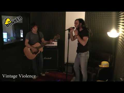 Vintage Violence, Intervista e Live Session - Notizie.it