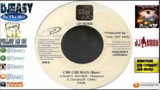 Sashi Riddim A. K. A Chi Chi Man Riddim Mix  2000 (Tony CD Kelly) mix by djeasy