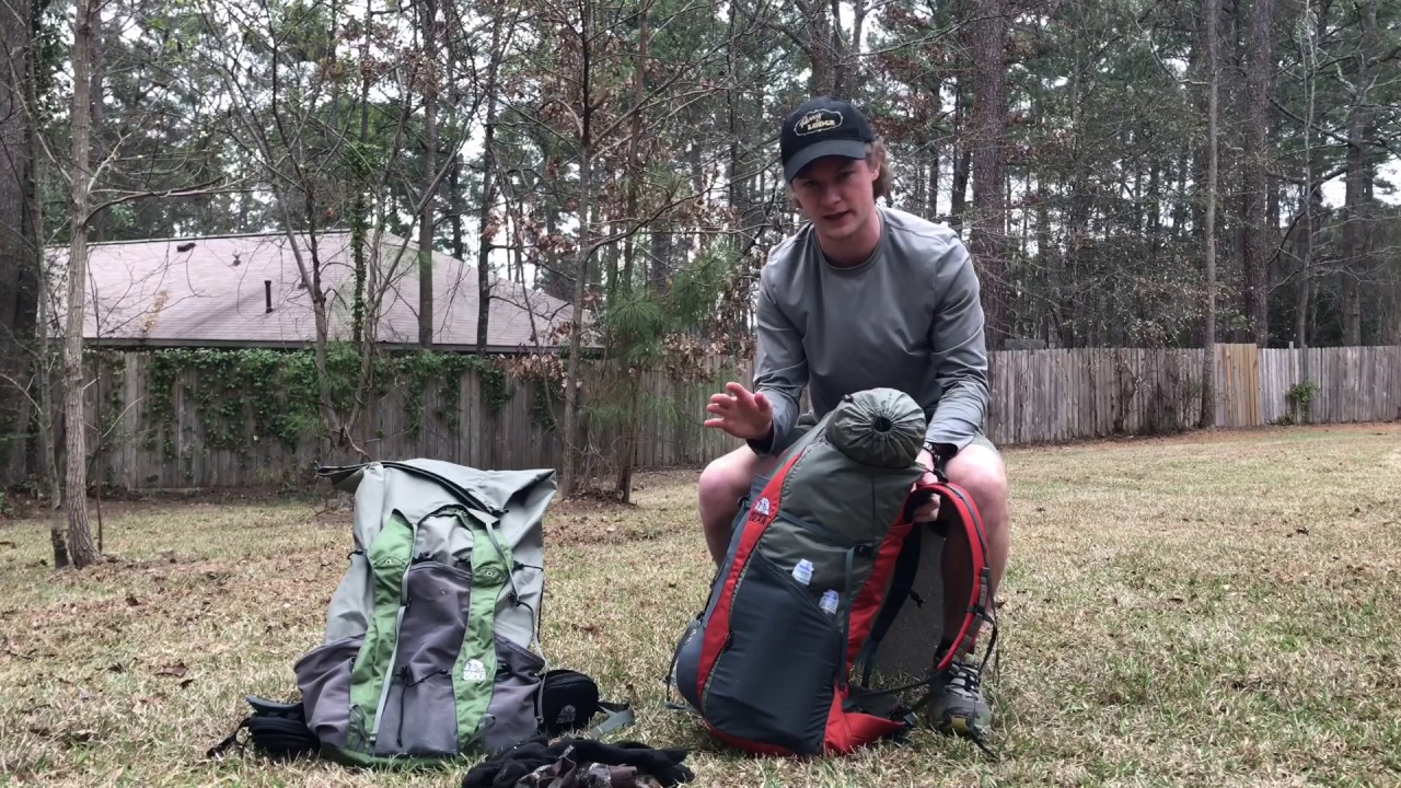 Granite Gear Virga 2 Review Youtube