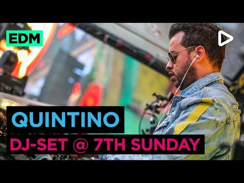 Quintino (DJ-set) @ 7th Sunday Festival | SLAM!