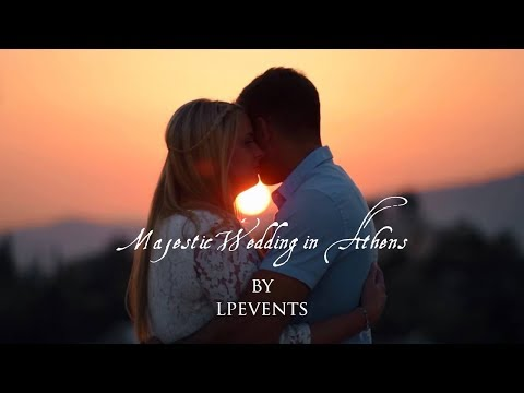 Wedding in Athens, Greece (Highlight Film)