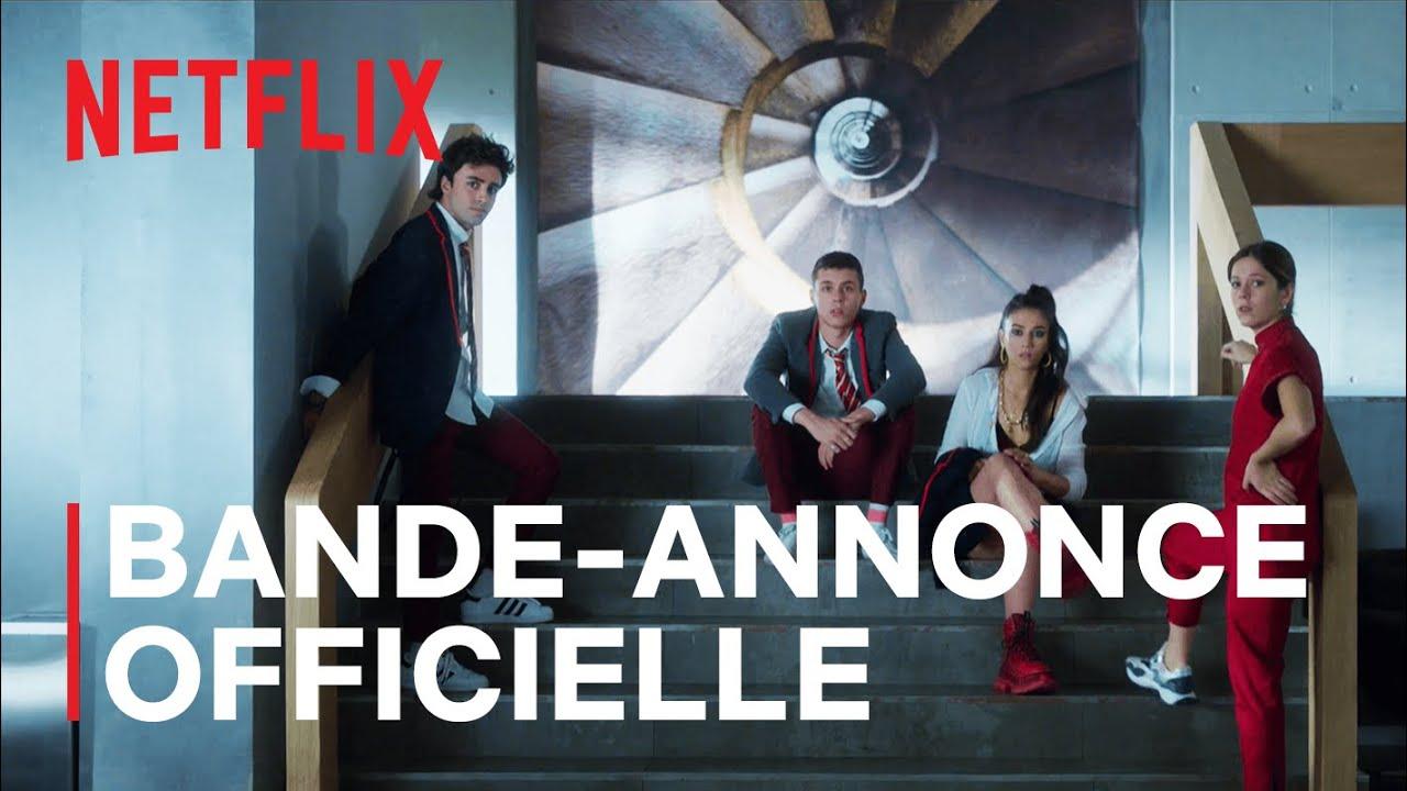 Download Élite - Saison4   Bande-annonce VF   Netflix France