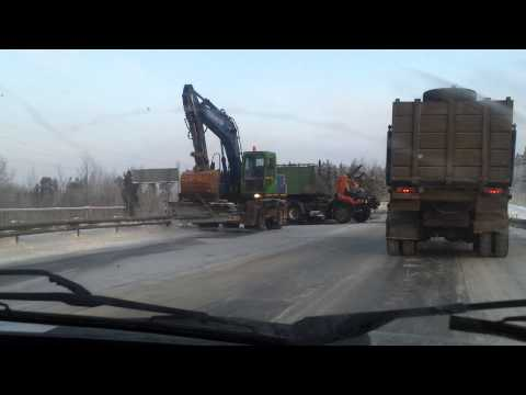 Нефтеюганск - Пыть-Ях (авария)