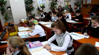 ЗА Відкритий урок укр мови частина 5