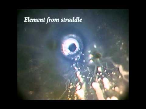 downhole video leak and an unexpected fish