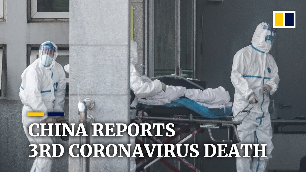First U.S. case of potentially deadly Chinese coronavirus confirmed ...
