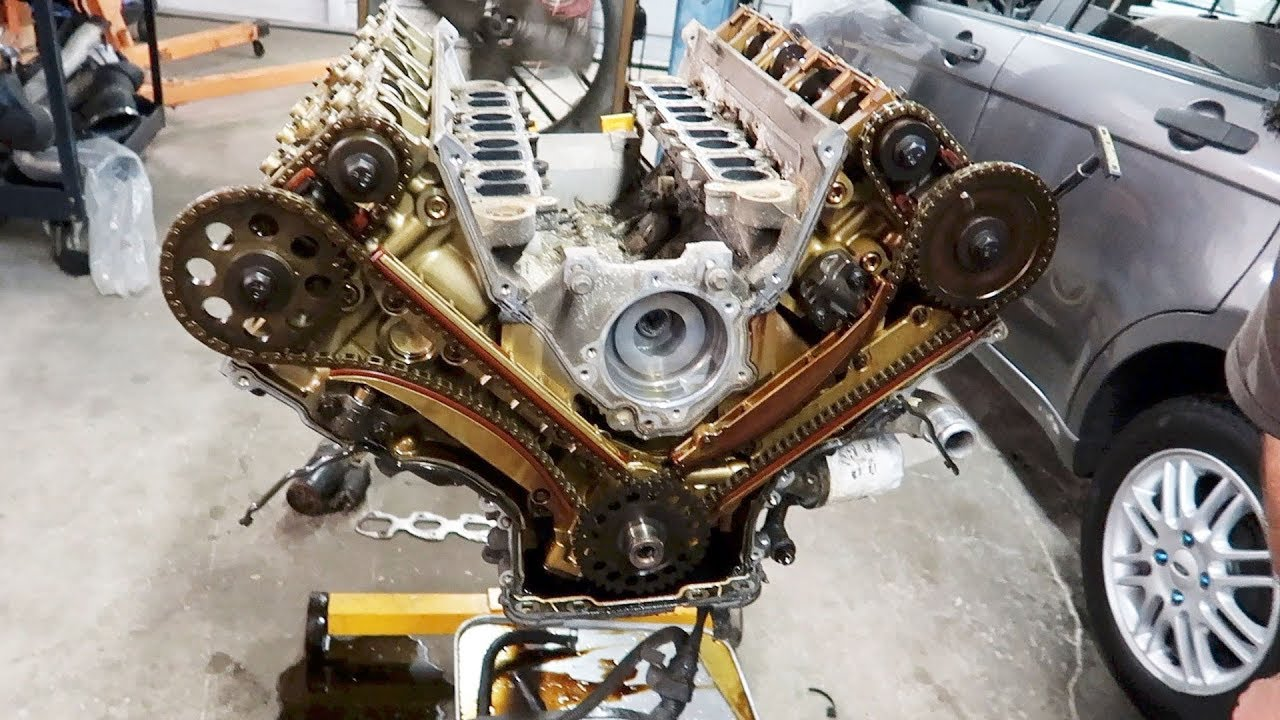 Turdzilla Mark Viii V8 Engine Swap Preparing For Cams